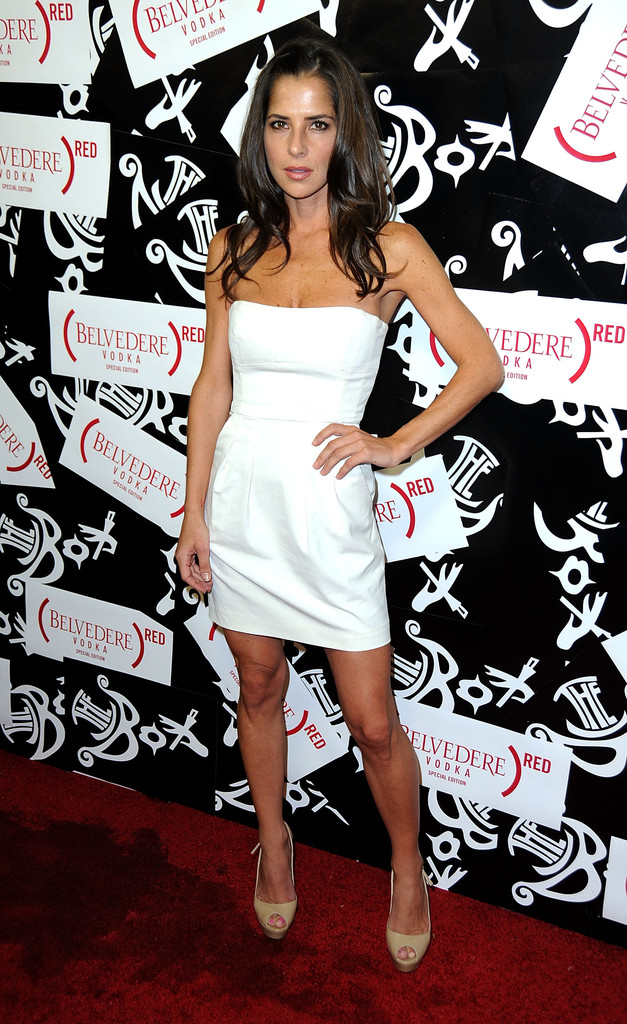 Kelly Monaco Cocktail Dress Kelly Monaco Looks Stylebistro