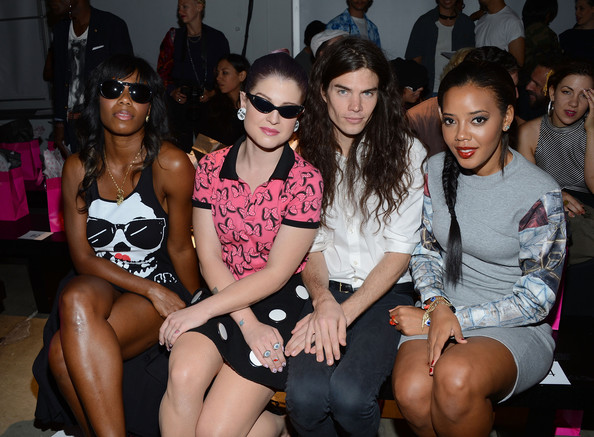 Gerlan Jeans - Front Row - Spring 2013 Mercedes-Benz Fashion Week