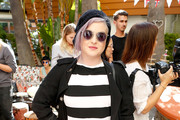 Kelly Osbourne Trenchcoat
