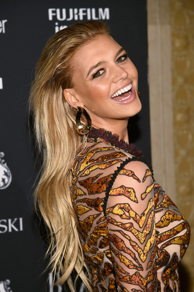 Kelly Rohrbach Long Wavy Cut [hair,hairstyle,blond,beauty,long hair,lady,fashion,smile,lip,shoulder,carine roitfeld,stella artois,laura mercier,icons,swarovski - red carpet,harpers bazaar celebrates,plaza hotel,infor,fujifilm,harpers bazaar celebration]
