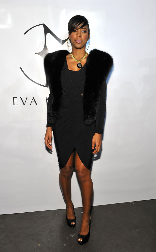 Kelly Rowland Little Black Dress Kelly Rowland Clothes