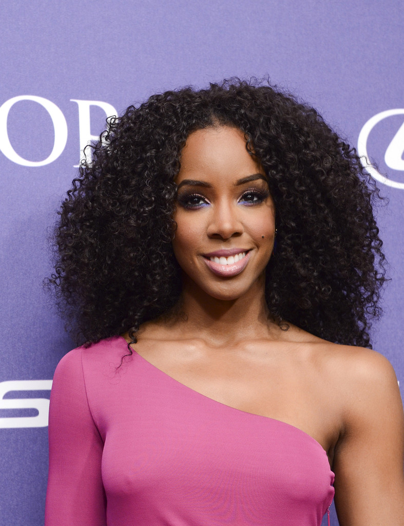 kelly rowland long curls kelly rowland long hairstyles