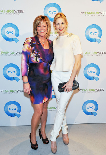 Kelly Rutherford Peep Toe Pumps