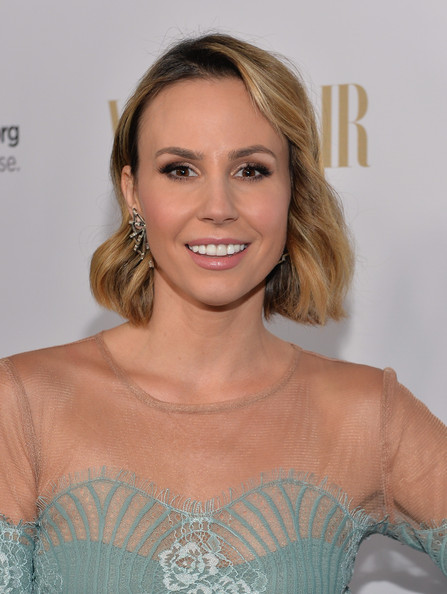 Keltie Knight Short Wavy Cut [vanity fair,hair,face,shoulder,hairstyle,blond,eyebrow,lip,beauty,skin,chin,benedikt taschen,leon max,keltie knight,annie leibovitz,campaign hollywood,hollywood,chateau marmont,campaign,book launch]