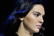 Kendall Jenner Silver Popcorn Chain