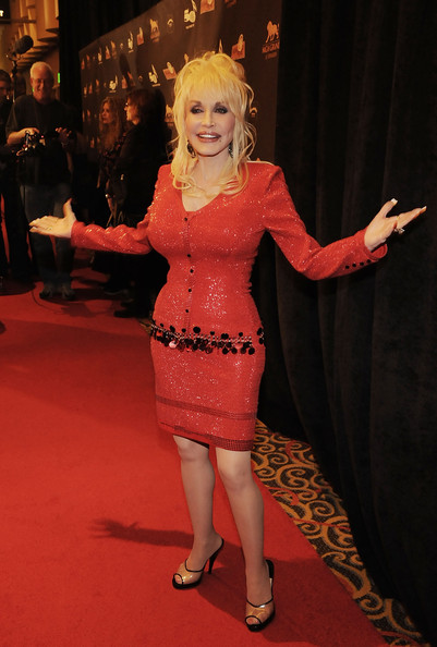 More Pics Of Dolly Parton Beaded Dress 20 21 Lookbook Stylebistro