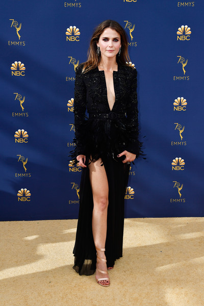 Keri Russell Fitted Jacket