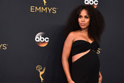 Kerry Washington Maternity Dress
