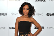 Kerry Washington Tube Top