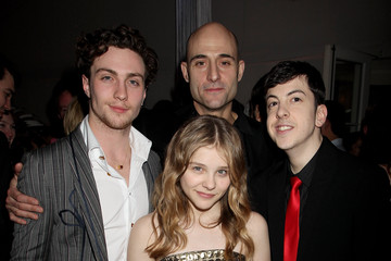 Christopher Mintz-Plasse Chloe Grace Moretz Kick-Ass - European Film Premiere - Afterparty