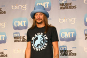 Kid Rock Lettering Tattoo