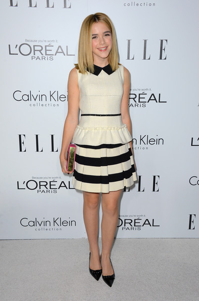 Kiernan Shipka Clothes