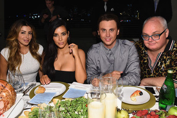 Kim Kardashian Jonathan Cheban Inside the Break the Internet Issue Release