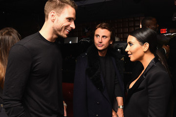 "Kim Kardashian Jonathan Cheban John Legend Celebrates His Birthday And The 10th Anniversary Of His Debut Album ""Get Lifted"" At CATCH NYC"