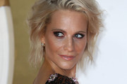 Poppy Delevingne Messy Cut
