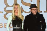 Claudia Schiffer and Matthew Vaughn Photo