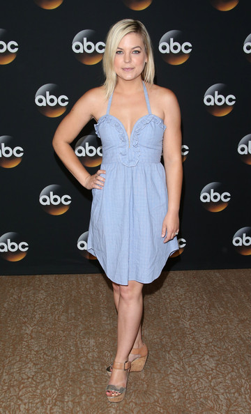 Kirsten Storms Shoes