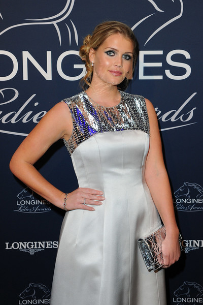 Kitty Spencer Metallic Clutch [white,clothing,dress,fashion,shoulder,beauty,hairstyle,cocktail dress,a-line,model,kitty spencer,lady,longines ladies awards,fashion,highness,commitment,sport,beauty,national history museum,event,lady kitty spencer,princess,celebrity style,beauty,haute couture,8m1,yves saint laurent,lady,fashion,club party]