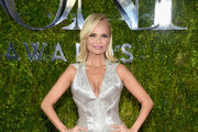 Kristin Chenoweth Beaded Dress