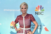 Kristin Chenoweth Lace Dress