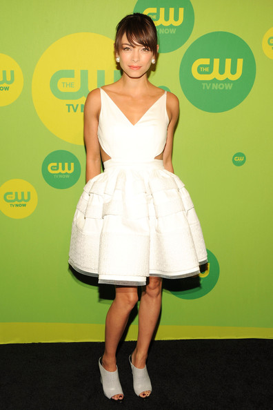 Kristin Kreuk Cocktail Dress