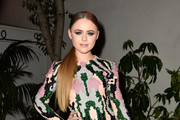 Kristina Bazan Beaded Dress
