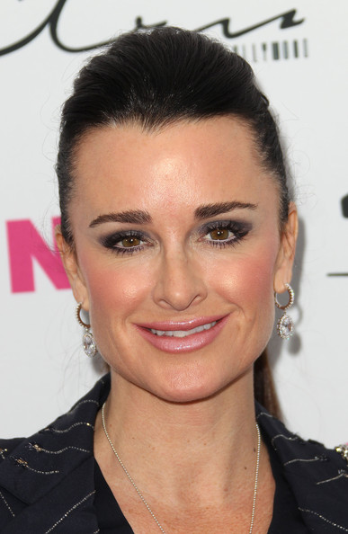 Kyle Richards Smoky Eyes