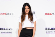 Kylie Jenner Long Skirt