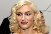 The Best of Celebrities with Curled Hair Styles