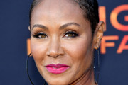 Jada Pinkett Smith Pink Lipstick