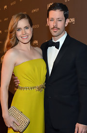Ornate detailing—like gems and studs!—was the name of the game for Amy Adams at the LACMA 2012 Art + Film Gala.