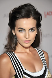 Camilla Belle wore shimmering silver shadow to highlight the inner corners of her eyes at the 2011 LACMA Art and Film Gala.