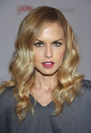 Rachel Zoe wore her hair in soft, retro waves at the 2011 LACMA Art and Film Gala.