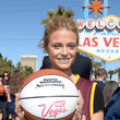 Sports Illustrated's Swimsuit Issue Models Land in Las Vegas - Kate Bock
