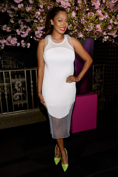 La La Anthony Cocktail Dress