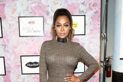 La La Anthony Over the Knee Boots