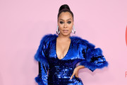 La La Anthony Sequin Dress