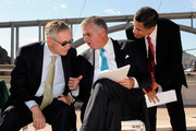 Ray LaHood and Harry Reid Photo