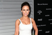 Lacey Chabert Evening Sandals