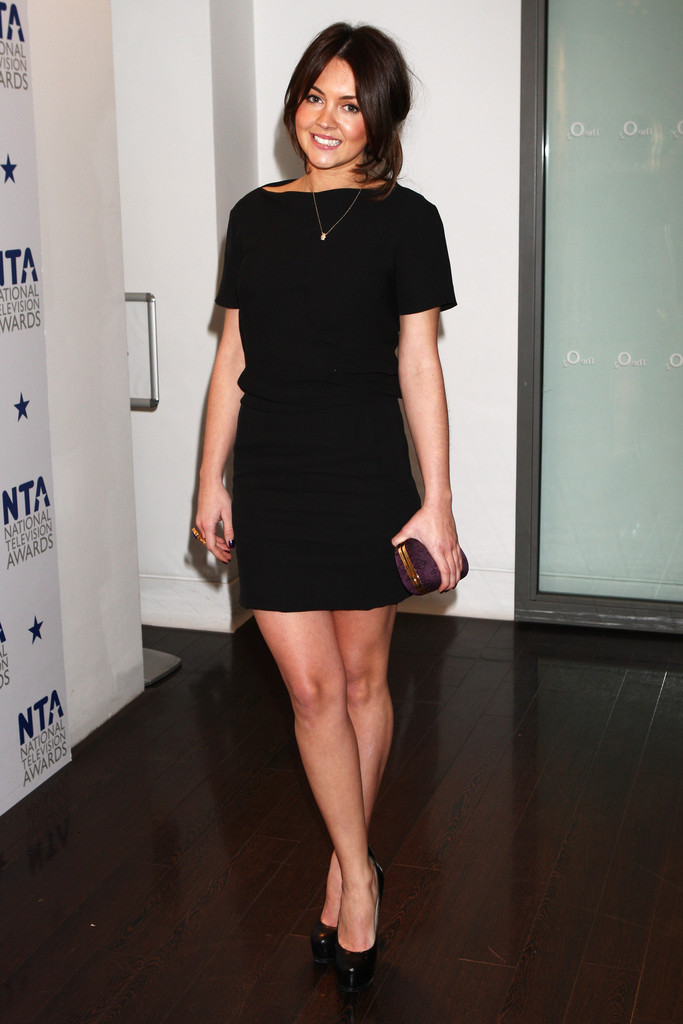 Lacey Turner Little Black Dress Looks - StyleBistro
