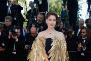 Laetitia Casta Mermaid Gown