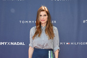 Lake Bell Button Down Shirt