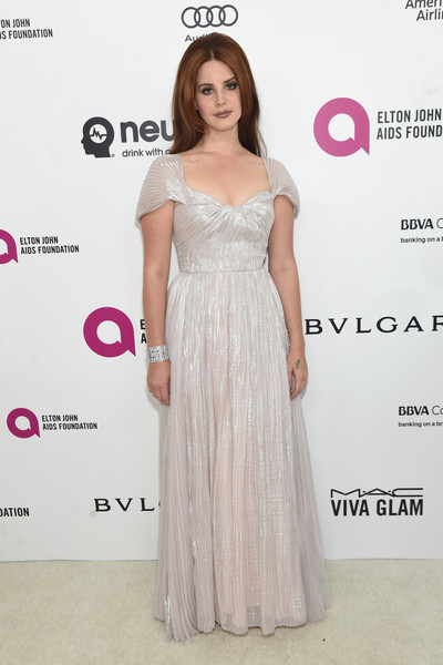 Lana Del Rey Evening Dress