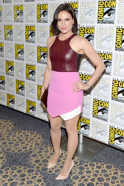 Lana Parrilla Cocktail Dress
