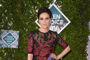 Lana Parrilla Embroidered Dress