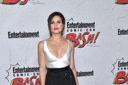 Lana Parrilla Sheer Skirt