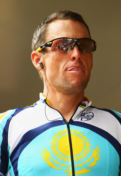 Lance Armstrong Half Jacket Sunglasses