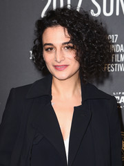 Jenny Slate sported a voluminous curled-out bob at the Sundance premiere of 'Landline.'