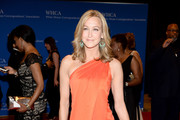 Lara Spencer One Shoulder Dress