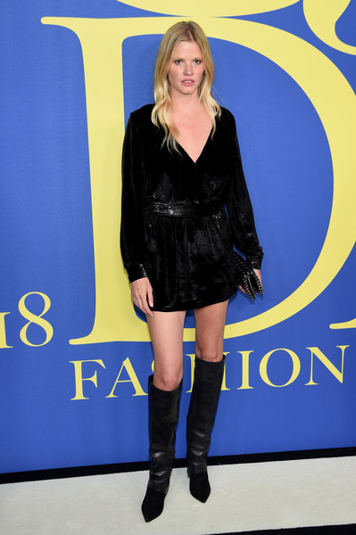 Lara Stone Knee High Boots